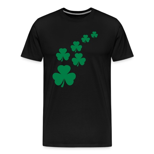 Shamrocks - Men's Premium T-Shirt