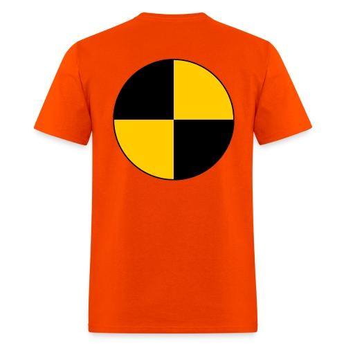 Crash Test Dummy - Men's T-Shirt