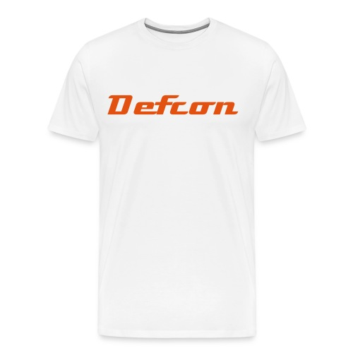 Defcon apparel - Men's Premium T-Shirt