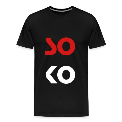 South Korea AKA SOKO - Men's Premium T-Shirt