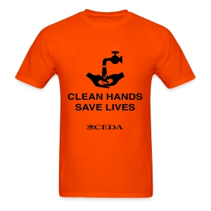 Left 4 Dead 2: Clean Hands - Men's T-Shirt