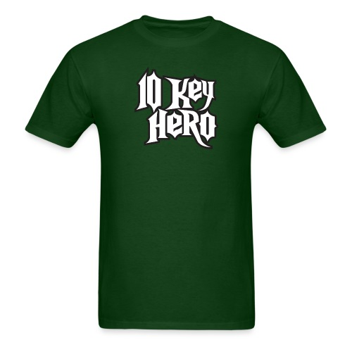 10 Key Hero - Men's T-Shirt