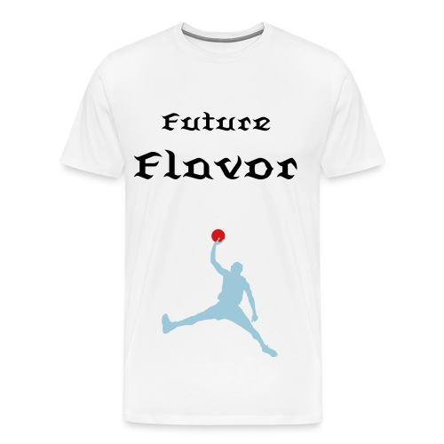 Future Flavor Basketball Tee - Men's Premium T-Shirt
