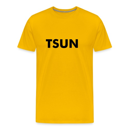 Tsundere - Men's Premium T-Shirt