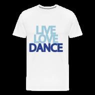 T-Shirts ~ Men's Premium T-Shirt ~ dance
