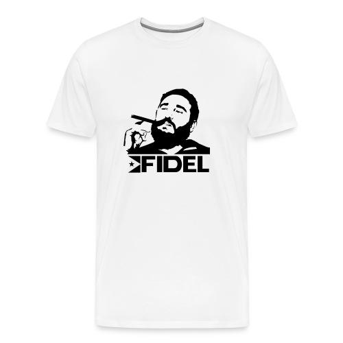 Fidel Tee - Men's Premium T-Shirt