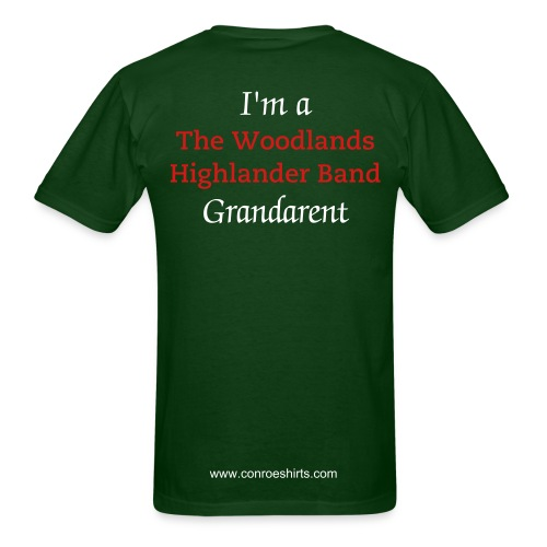 TWHB Grandarent (Men) - Men's T-Shirt