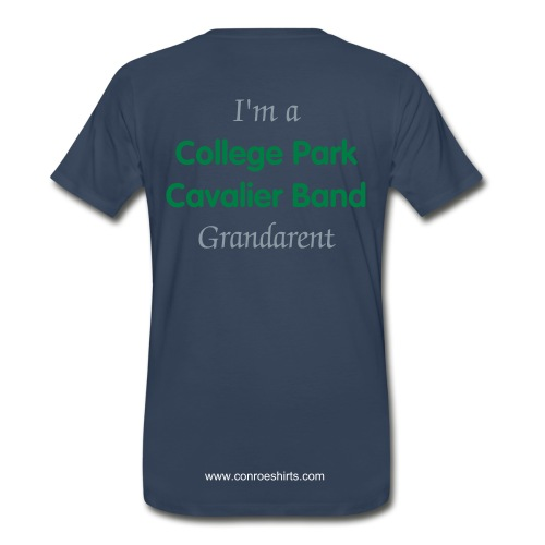 CPCB Grandarent (Men) - Men's Premium T-Shirt