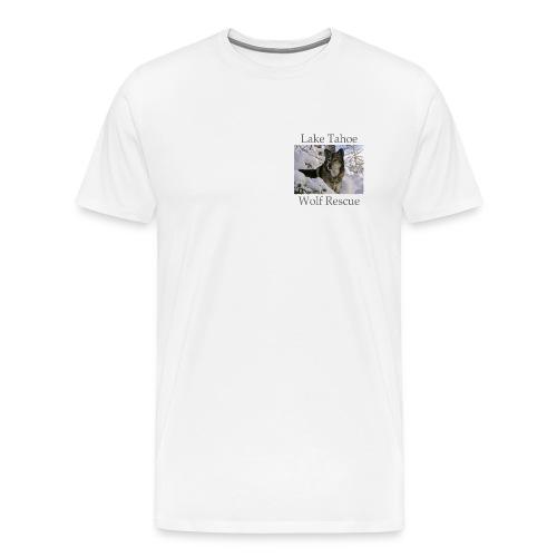 LTWR Logo  - Men's Premium T-Shirt