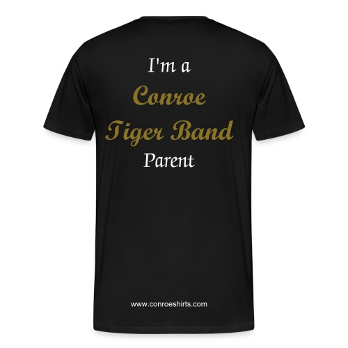CTB Parent (Men) - Men's Premium T-Shirt