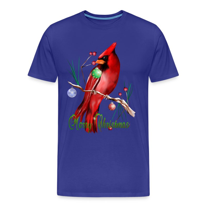 Merry christmas cardinal t shirt spreadshirt Merry christmas t shirt design