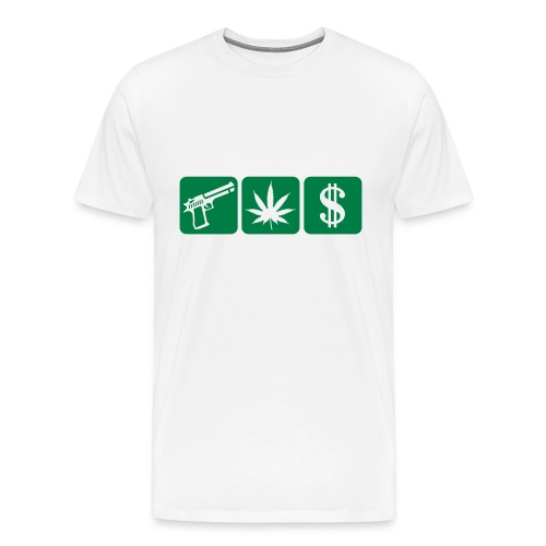 Makin Money - Men's Premium T-Shirt