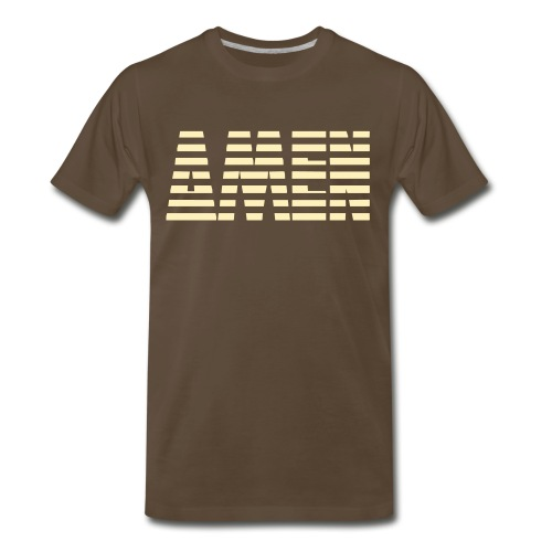 Amen Tee - Men's Premium T-Shirt