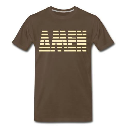 Amen Tee - Men's Premium T-Shirt