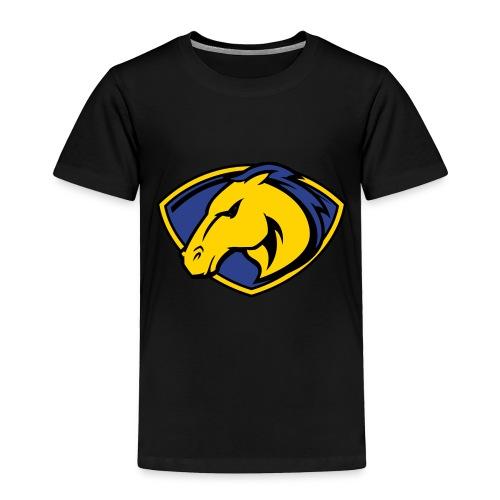 Mustangs Black Toddler T-Shirt - Toddler Premium T-Shirt