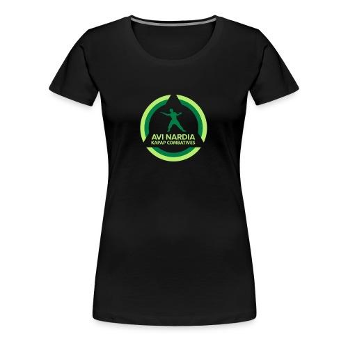 Avi Nardia Kapap Combatives - Women's Premium T-Shirt