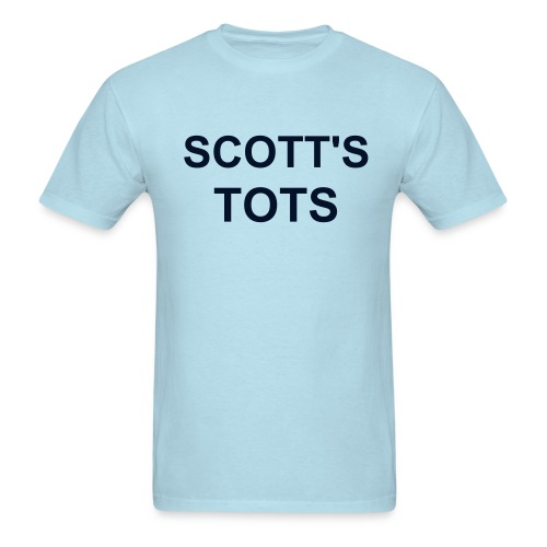 The Office College Fund Scotts Tots tee - Men's T-Shirt