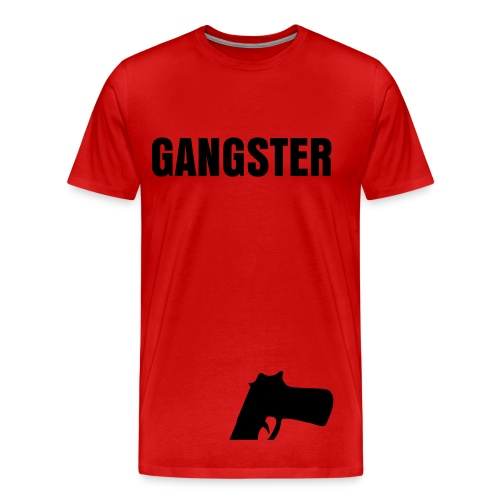 Ima gangsta - Men's Premium T-Shirt