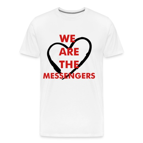 We Are The Messengers Tee - Men's Premium T-Shirt