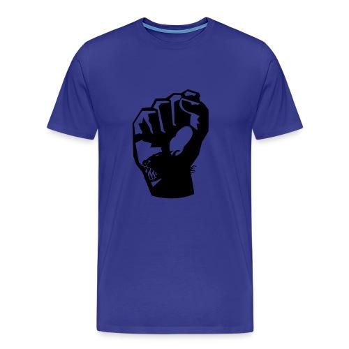 Defeat - Men's Premium T-Shirt