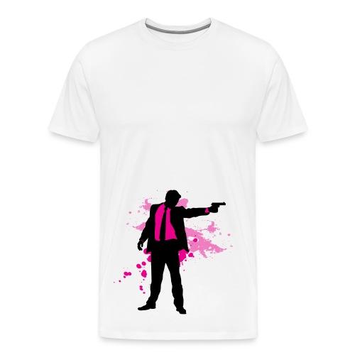 Pink Mafia - Men's Premium T-Shirt