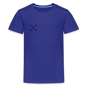 Golf - Kids' Premium T-Shirt