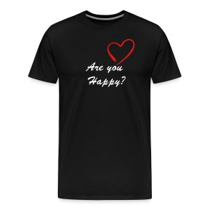 SpreadHappiness - Men's Premium T-Shirt