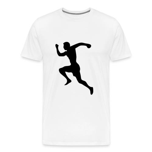 Run! - Men's Premium T-Shirt