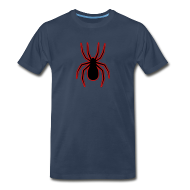 T-Shirts ~ Men's Premium T-Shirt ~ Spider