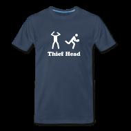T-Shirts ~ Men's Premium T-Shirt ~ Thief Head