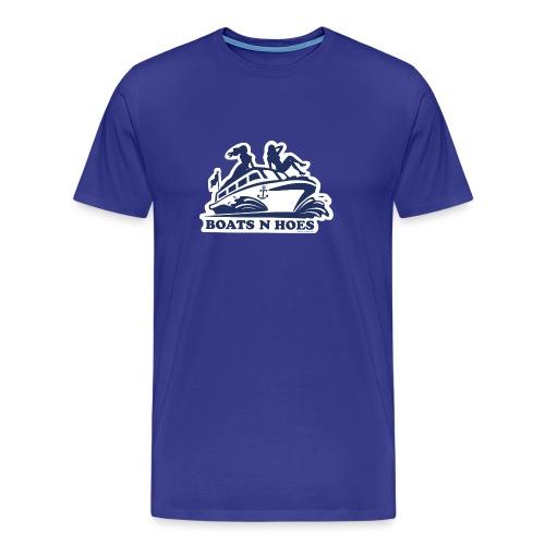 Boats n Hoes Short Sleeve  - Men's Premium T-Shirt