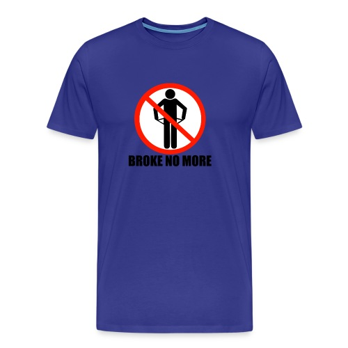 Getting Fast Money - Men's Premium T-Shirt