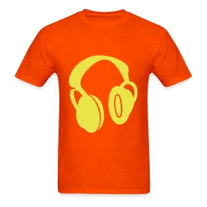 Men's Headphones - Men's T-Shirt