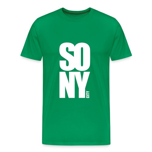Men's NY - Men's Premium T-Shirt