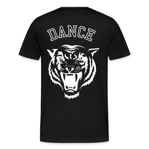 SEC tiger tee - Men's Premium T-Shirt