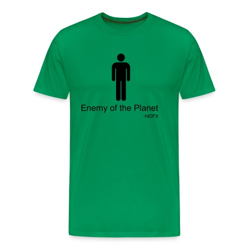 Men's Enemy - Men's Premium T-Shirt