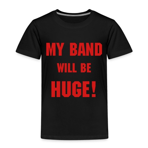 In the band - Toddler Premium T-Shirt