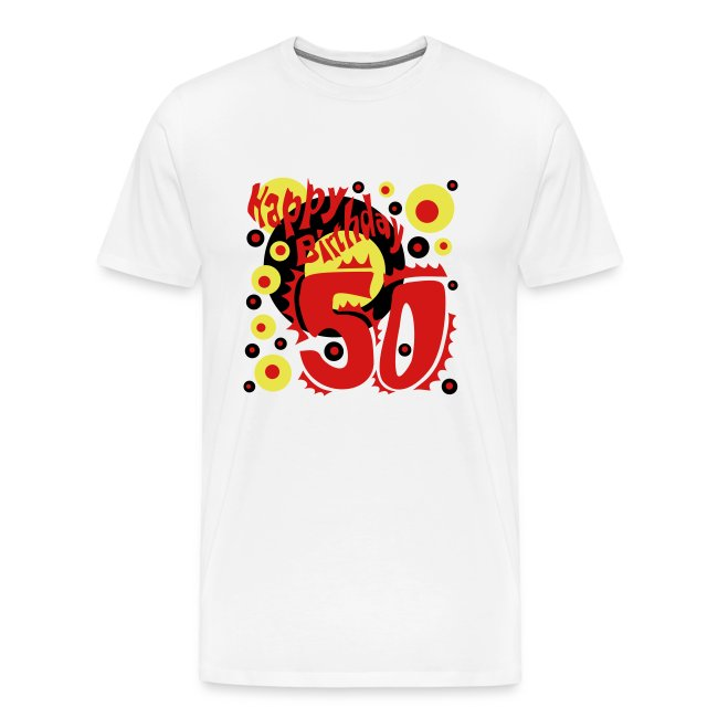 Birthday Shirt 50 Years