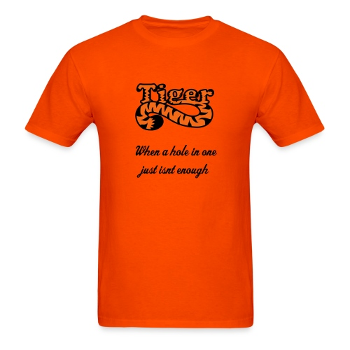 Tiger Tee - Men's T-Shirt
