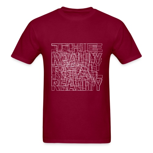 The Really Real Reality - Men's T-Shirt