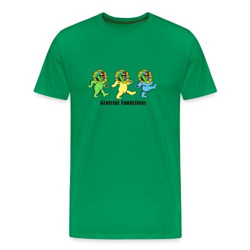 Grateful Fandylions Tee - Men's Premium T-Shirt
