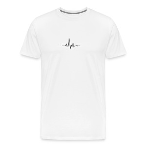 frequency - Men's Premium T-Shirt