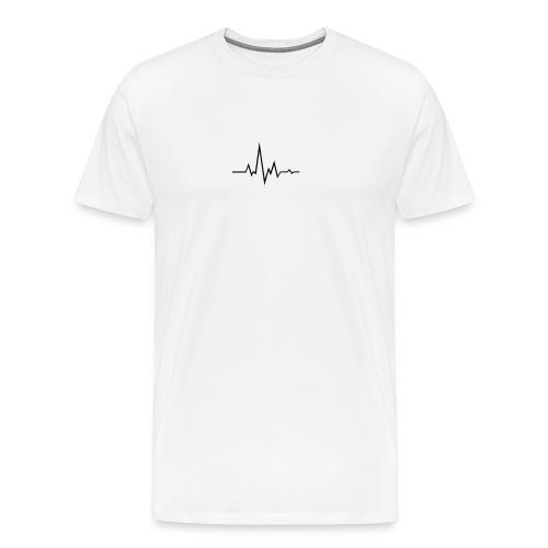 frequency - Men's Premium T-Shirt