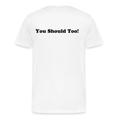 I hate NFl referees..you should too! - Men's Premium T-Shirt