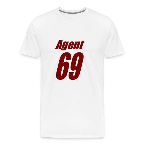Agent 69 T-Shirt - Men's Premium T-Shirt