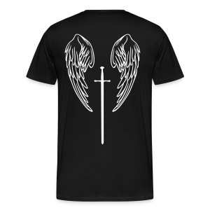 fallen warrior - Men's Premium T-Shirt
