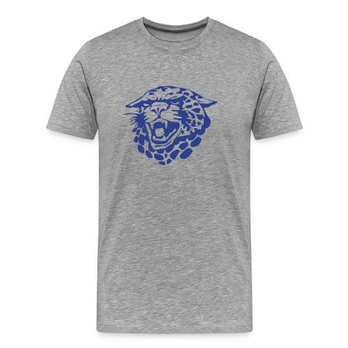 Custom Jaguars team Graphic - Men's Premium T-Shirt
