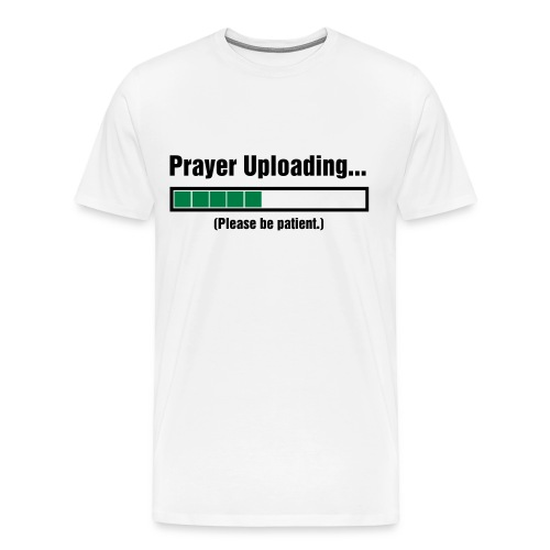 UPLOADING - Men's Premium T-Shirt
