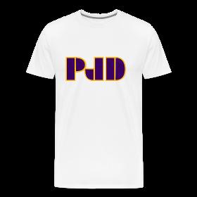 1980's PJD Logo ~ 1850