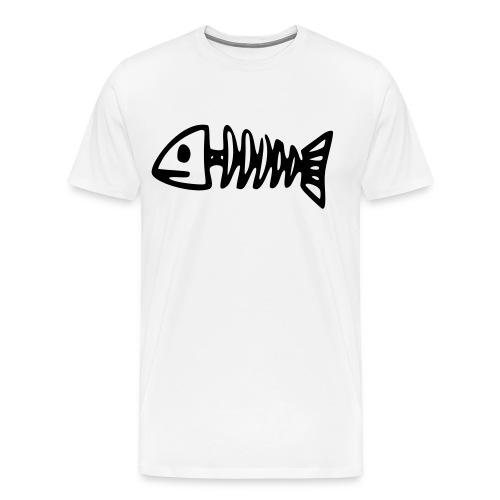Bone Fish - Men's Premium T-Shirt